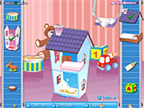 Doll House Builder Play Online Games