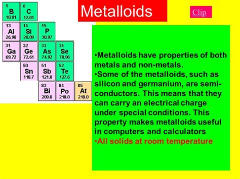 cobalt state of matter at room temperature properties of atoms the periodic table ppt