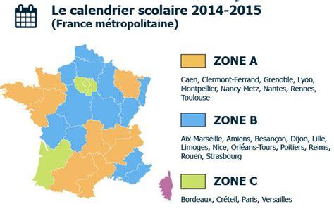 Calendrier 2016 Vacances Scolaires Zone A Calendrier Scolaire 3 Zones Clrdrs