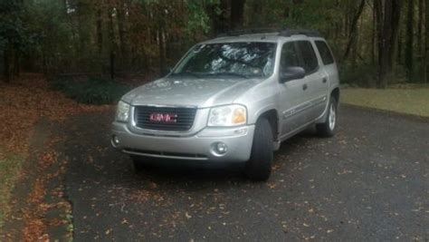 2004 gmc envoy xl sle sport utility 4d pictures and videos kelley blue book sell used 2004 gmc envoy xl sle sport utility 4 door 4 2l in atlanta georgia united states