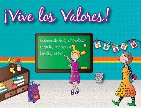 imagenes que representen a los valores los valores en la escuela de hoy kathyvel03