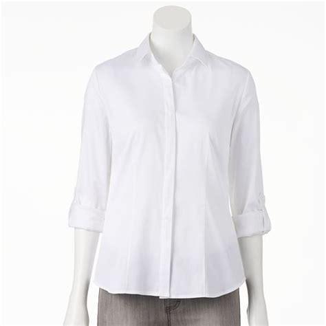 apt  structured essential shirt womens women clothes shirts