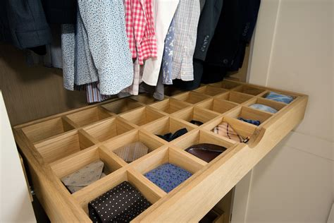 Tie Drawer by And So To Bed Harrogate Bedroom Furniture And Wardrobes