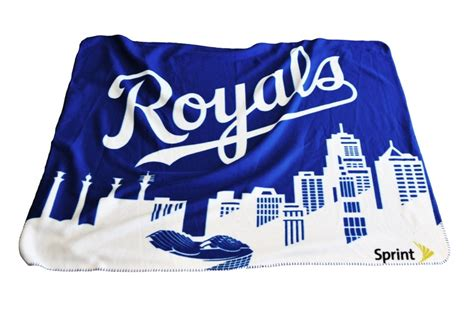 Kc Royals Blanket Giveaway - this royals blanket will be given away to the first 20 000 fans during fan