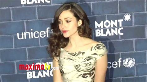 5 Pre Oscars Goodness To Check Out by Emmy Rossum Montblanc Quot Signature For 2013 Quot Launch Pre