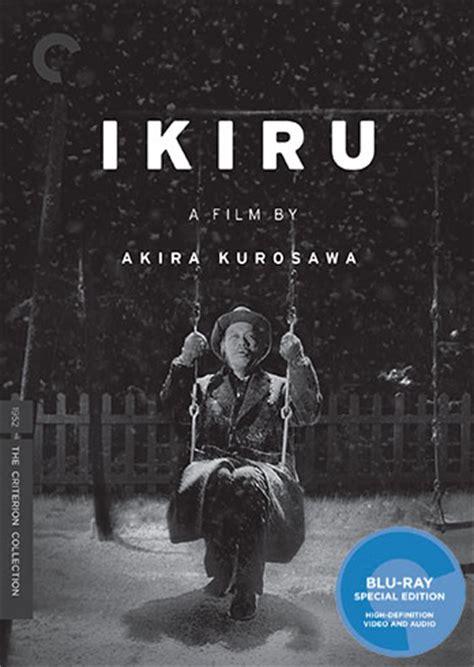 ikiru movie ikiru 1952 the criterion collection
