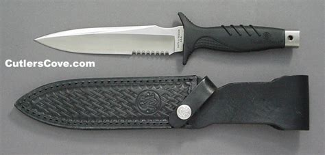 smith and wesson knives made in usa smith wesson 960 fighting knife mint with original leather