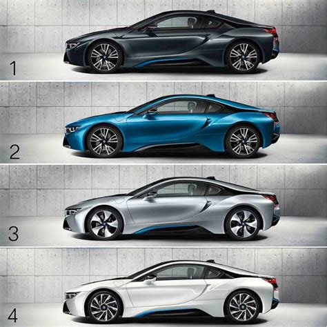 bmw colors bmw i8 quot visualizer quot now configure your own