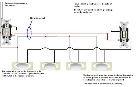 textbooktavr how to wire up a 3 way light switch