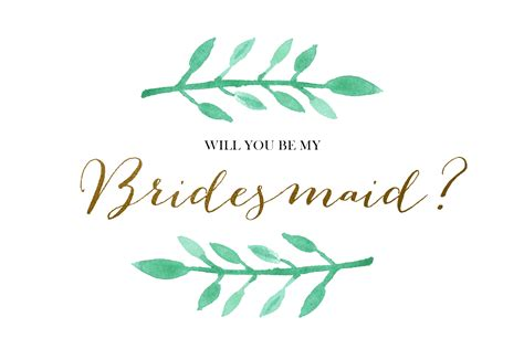 will you be my bridesmaid card word template will you be my bridesmaid colorful bridesmaid printable