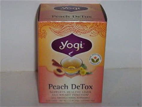 Yogi Liver Detox Tea by Yogi Tea Detox Liver Kidney Detoxification