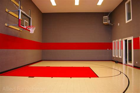 basement basketball court indoor sports court our gallery pinterest