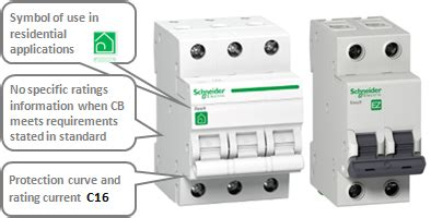 Schneider Mcb Ic60h 10ka 2p 50a A9f84250 iec 60898 1 and iec 60947 2 a tale of two standards