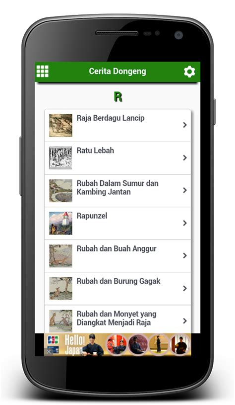 Dongeng Dunia Peri Buku Pilihan buku dongeng android apps on play