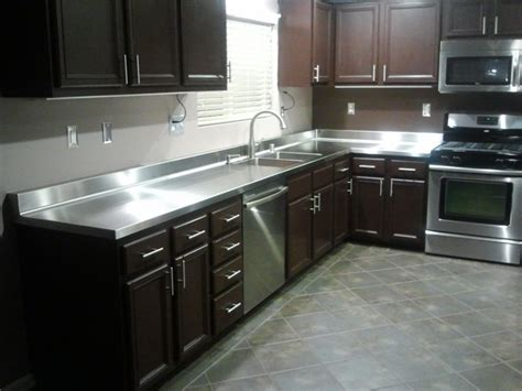 stainless steel cabinetry counter tops metal works utah