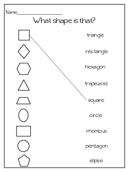 free printable identifying shapes worksheets 15 best images of 2d shapes worksheet first grade 3d