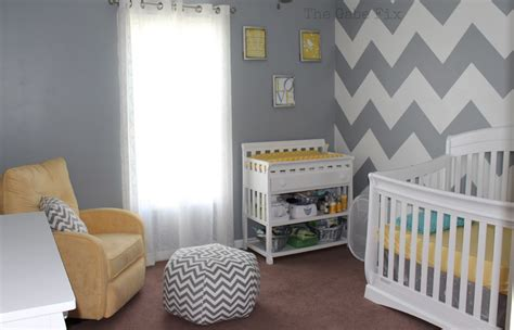 White Nursery Decor Baby Nursery Decor Zigzag Grey And White Baby Nursery Motive Sle Themes Outstanding Classic