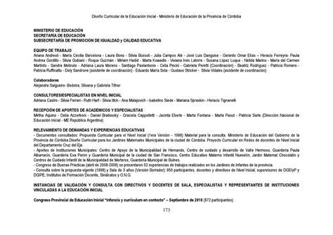 Diseño Curricular Dominicano Actual 81 Curriculo Inicial Ministerio De Educacion Republica Estructura Diseno Curricular Nivel