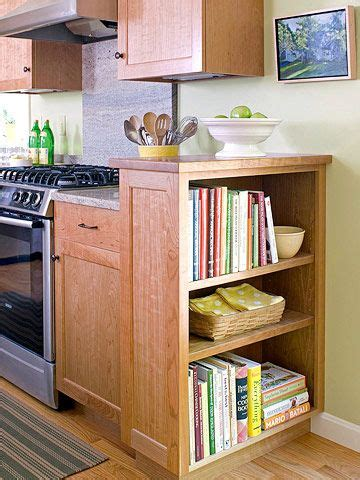 small kitchen bookcase custom touches for small kitchens k 246 k design och inredning