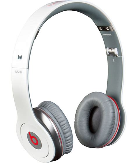 Headphone Beats By Dr Dre Hd beats by dre hd white headphones