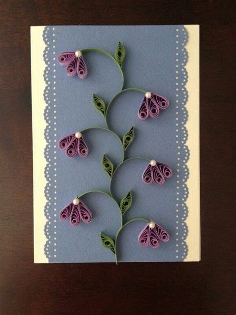 Paper Card Ideas - quilling cards designs www pixshark images