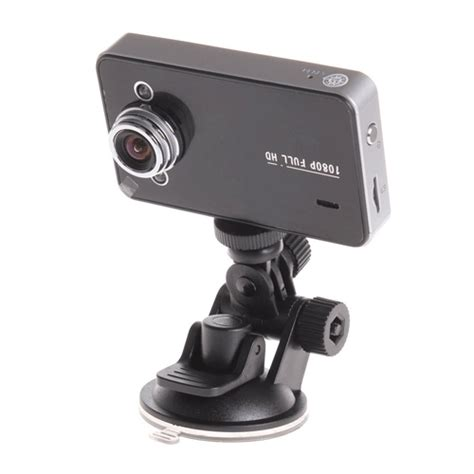Baco Car Dvr Recorder K6000 by Baco Dvr Mobil 2 5 Inch 1080p K6000 Black