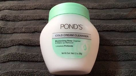 Eyeshadow Ponds pond s cold makeup cleanser review demo