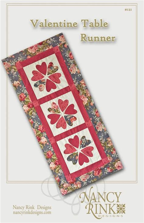 s day table runner free quilted table runner patterns