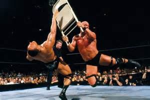 Steve Vs The Rock 1 Legend 1 Wrestlemania Match The Ultimate Wrestlemania