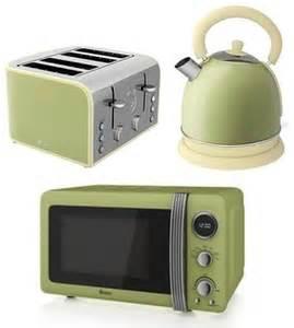 Delonghi 2 Slice Toaster Red Sm22030 Sk261020 St17010gn Swan Vintage Green Microwave