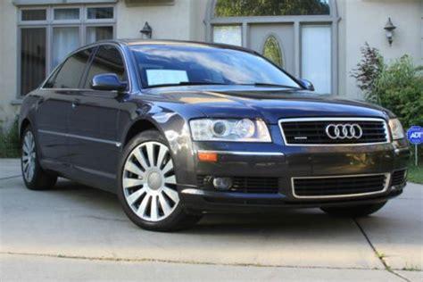 buy used 2004 audi a8l 4.2l quattro long wheel base