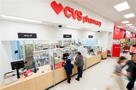 cvs health introduces cvs pharmacy locations within target stores