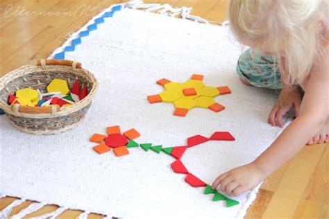 kinderzimmer nach montessori k 246 rbe schalen spielteppiche ein kinderzimmer nach