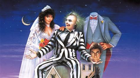 film one day in the world beetlejuice 2 could be returning with tim burton michael