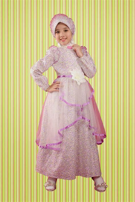 model gaun anak anak 20 contoh model baju muslim anak perempuan terbaru