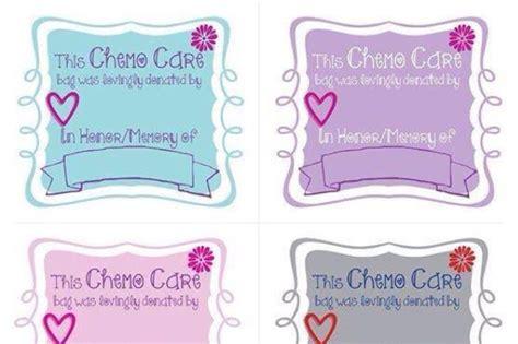 chemo comfort chemo comfort bags by lisa cosentine gofundme
