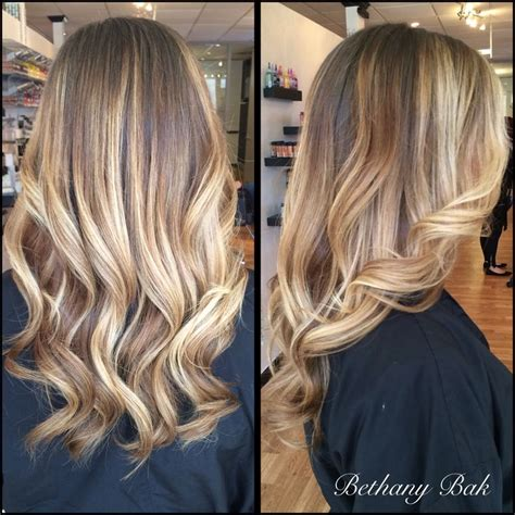 balayage highlights ombr 233 styles balayage summer my hair and highlights