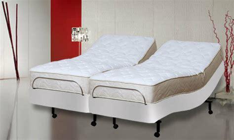 10 quot split king size mattresses leggett platt s cape performance adjustable bed ebay