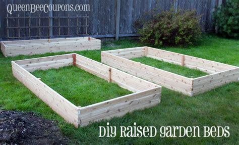 raised beds   build raised garden beds