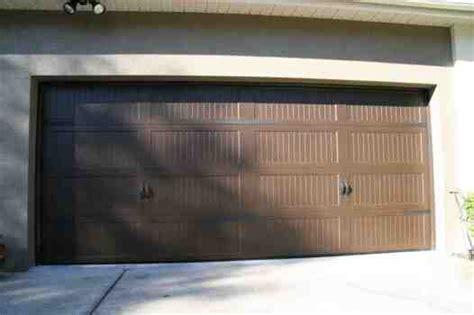 Garage Door Repair Largo Fl by Garage Doors Clearwater Precision Overhead Garage Doors