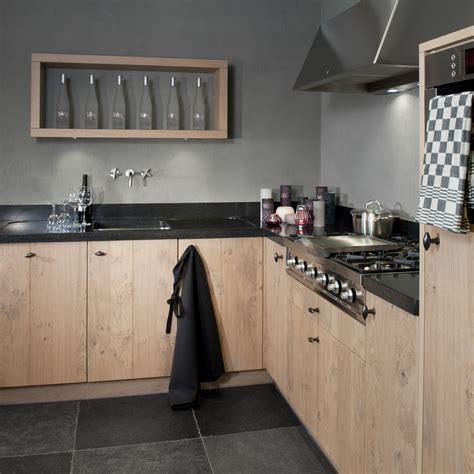 eiken keuken bewerken houten keukens roukens van gaalen keukens