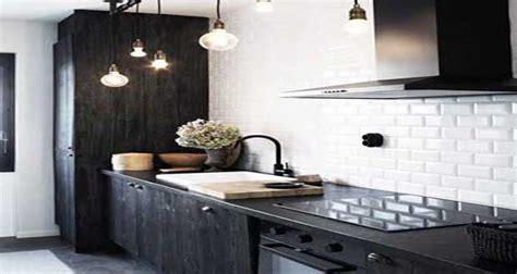 faience cuisine metro carrelage m 233 tro le style d 233 co chic d un carrelage de cuisine