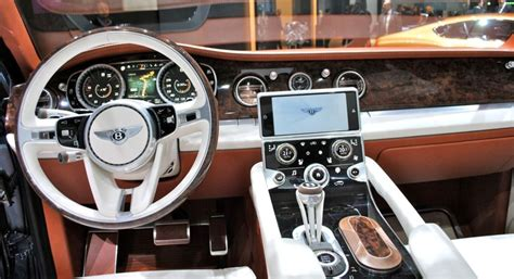 bentley suv inside bentley exp 9 f suv concept automotorblog