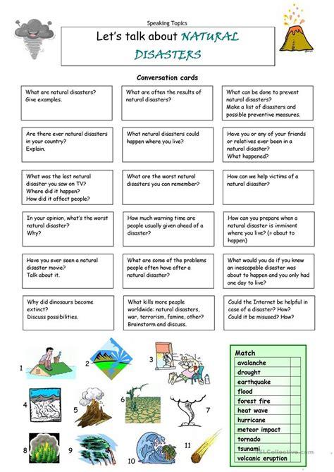 free printable worksheets natural disasters natural disasters worksheets for 2nd grade breadandhearth