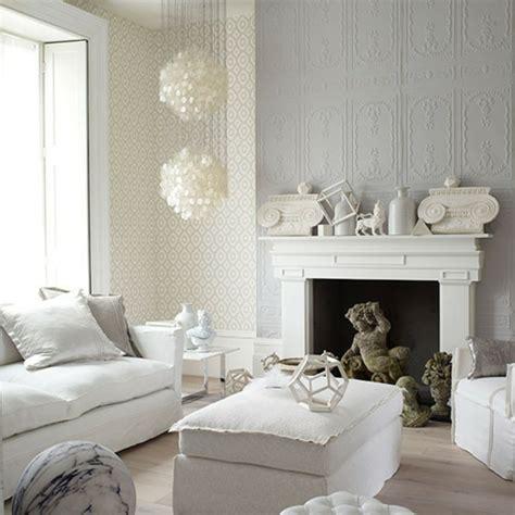 rustikales wohnzimmer konsole idee kamin