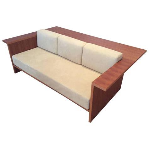 john pawson sofa sofa desk by john pawson for driade at 1stdibs
