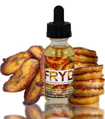 Banana 60ml 3mg Premium Usa E Liquid By Right Cheek fried banana e juice by fryd 60ml