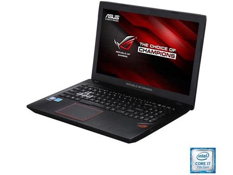 Laptop Asus Rog I7 asus rog gl553vd ds71 laptop intel i7 7700hq 2 80