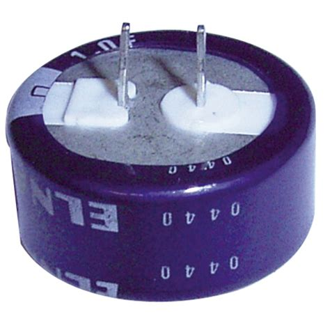 5v 1f Capacitor by 1f 5 5vdc Capacitor Jaycar Electronics