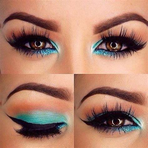 Makeup La maquillaje para ojos marrones paso a paso para dia o noche